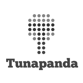 TunapandaLogo_bw
