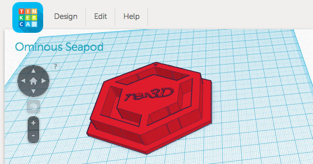 Turn Your Logo into 3D Printed Awesomeness – re:3D | Life-Sized