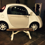 googleselfdrivingcarwithbech