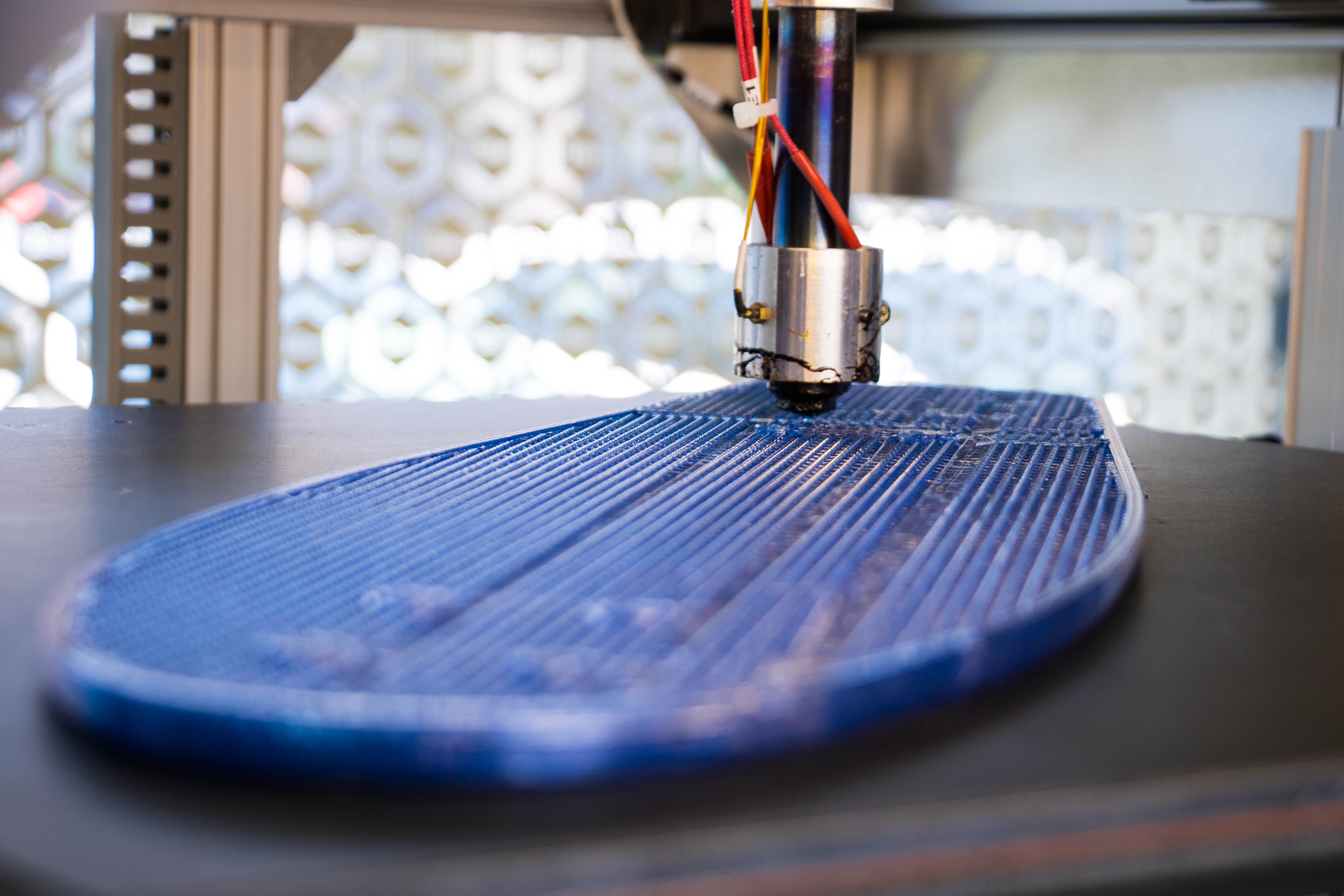 For Some Qa On The Power Of 3d Printing Camt Launching Firstever Printer Printed Circuit Board First Gigabot