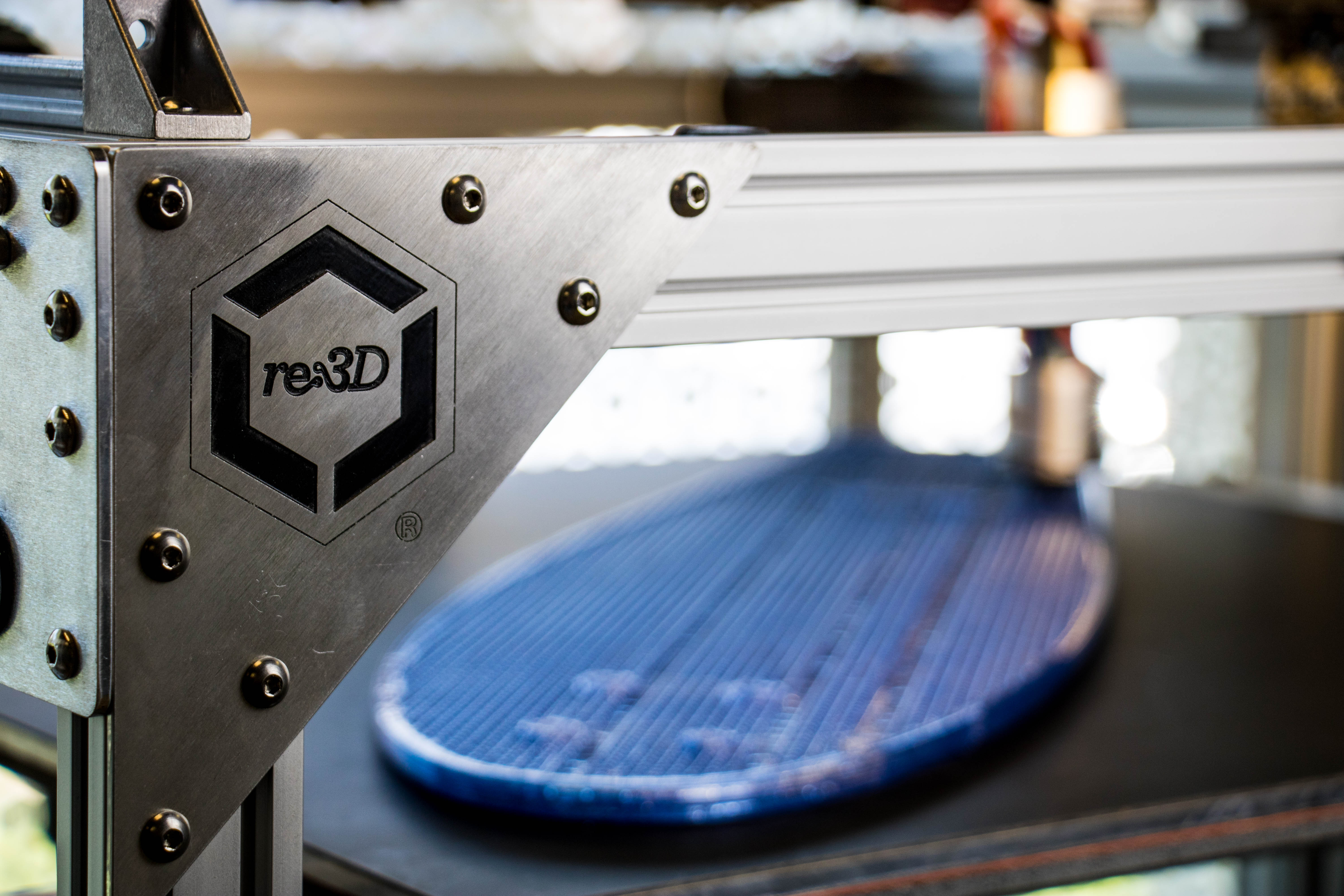 For Some Qa On The Power Of 3d Printing Camt Launching Firstever Printer Printed Circuit Board Previously Components Within Extruder Body Were Switched To Metal Purpose Durability