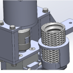 New GBX Motor Spacer