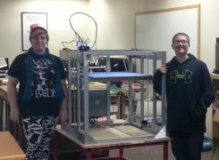 Gigabot in the Classroom: Phoenix Charter School