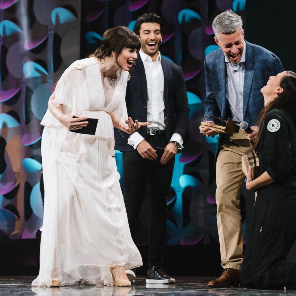 201801117-creator-awards-adi-neumann-justin-baldoni-j-kevin-white-samantha-snabes-win
