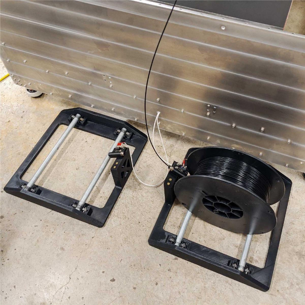 Exabot Counter Weight Filament